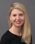 Photo of Dr. Laura Bogardus, taken in 2017