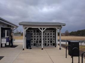 Fed Ex Spartanburg - Employee Lockers